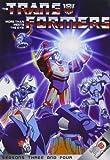 Transformers: More Than Meets The Eye! Season 3 & Four
