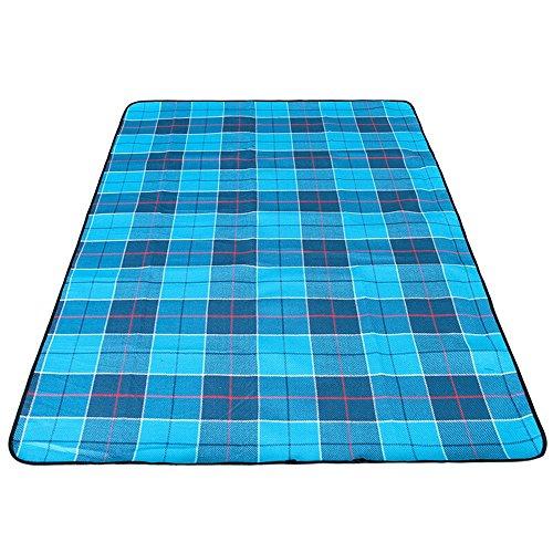 Moistureproof mat Tapis étanche à l'humidité/Tapis de Pique-Nique extérieur Tapis d'humidité/Tapis de Camping (200 * 140cm)