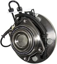MOOG 515136 Wheel Bearing and Hub Assembly (Color May Vary for Wire)