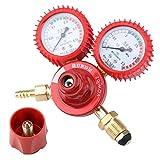 Zinc Alloy Propane Pressure Gauge Economical Gas Pressure Meter Multifarious Purpose Level Indicator