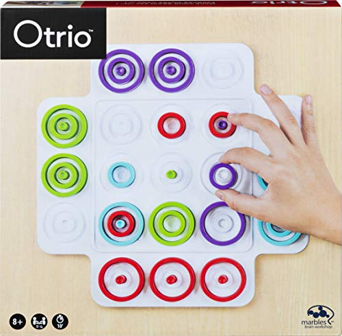 Otrio LE – Strategy-Based Board Game