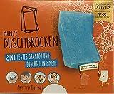 Duschbrocken 2in1 | 1x Minze 100g | Shampoo und Duschgel in einem | Plastikfrei und vegan | bekannt...