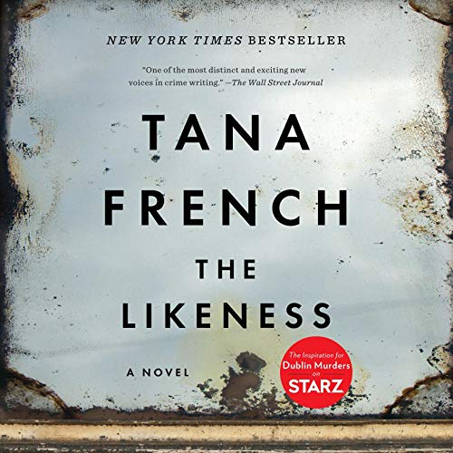 The Likeness Audiobook By Tana French cover art
