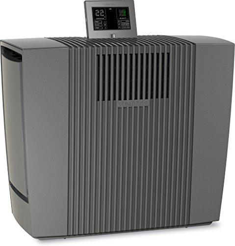Venta Luftreiniger LP60 Ultra für Allergiker mit Feinstaubsensor und Partikelanzeige (bis zu 75 qm), anthrazit