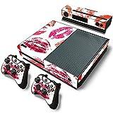 AXDNH Consola Skin 2 X Pegatinas De Controlador Calcomanía para Xbox One Faceplate, para Xbox One Skin PVC Calcomanía...