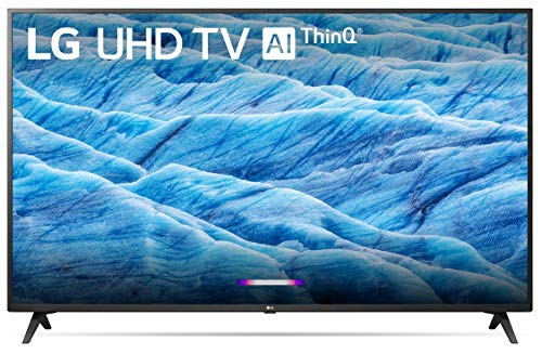 LG 55UM7300PUA Alexa Built-in 55' 4K Ultra HD Smart LED TV (2019)