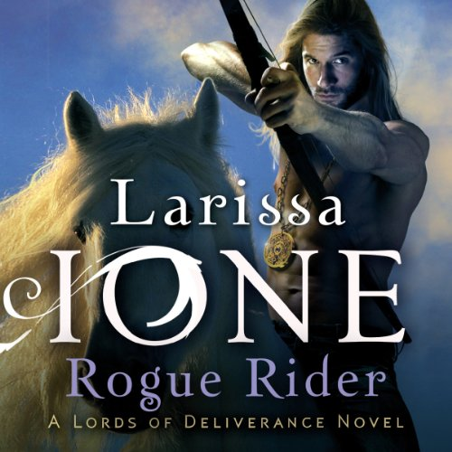 Rogue Rider audiobook cover art
