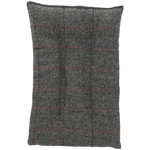 UMOI Coussin Lavande & Blé pour la détente et le bien-être à réchauffer au four ou au micro-ondes, 700g de garniture, 30 x 20cm (Oxford)