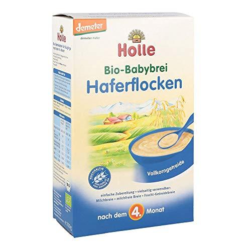 Holle Bio Babybrei Haferf 250 g