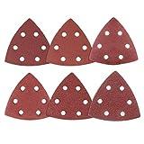 120 Pieza Triángulos de bucle de velcro 93x93x93 mm...