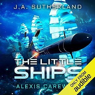 The Little Ships audiobook cover art