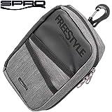 Spro Freestyle Lure Pouch Ultrafree 19x13x4cm - Kunstködertasche für Gummifische, Angeltasche für Gummiköder, Tackletasche