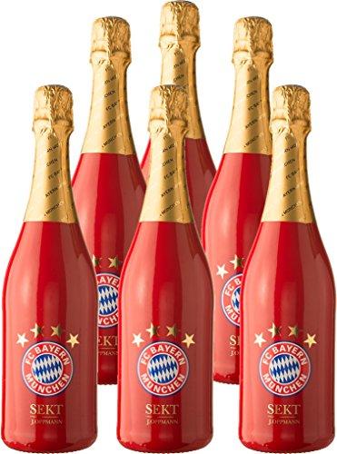 J.Oppmann FC Bayern München Sekt (6 x 0.75 l)