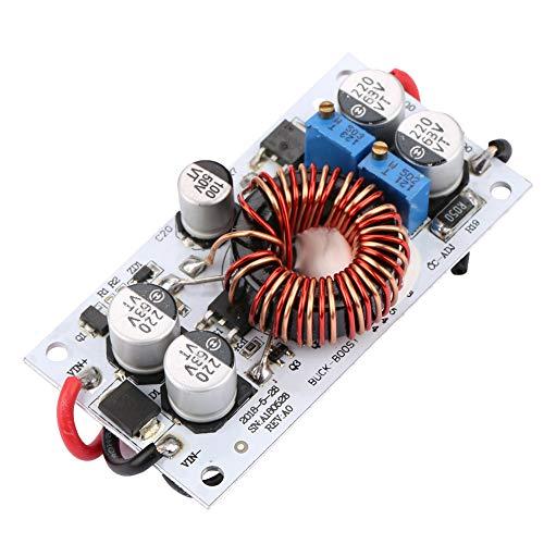 OKBY Stromversorgungsmodul - Automatisches DC/DC-Step-Up-Down-Stromversorgungsmodul Spannung/Strom einstellbar