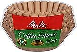 Melitta Natural Brown Coffee Filters