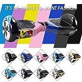 """BEBK Hoverboard 6.5"""" Smart Self Balance Scooter Autobilanciato Skateboard con 2 * 350W Motore, LED, Monopattino Elettrico"""