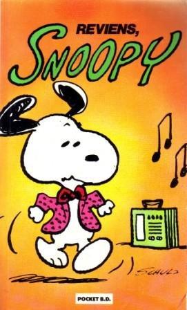 Snoopy: Reviens Snoopy