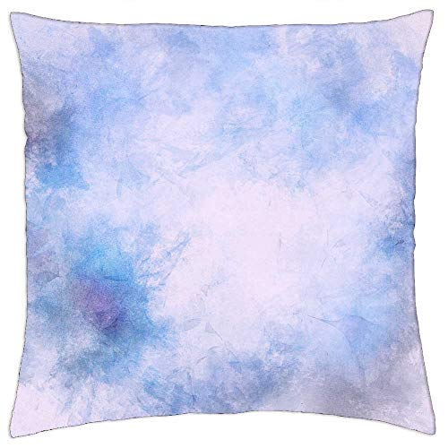 LESGAULEST Throw Pillow Cover (20x20 inch) - Background Art Abstract Watercolor Vintage 215