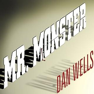 Mr. Monster audiobook cover art