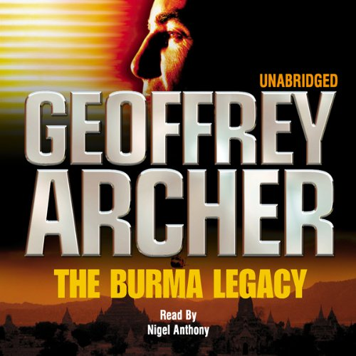 The Burma Legacy cover art