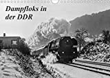 Dampfloks in der DDR (Wandkalender 2021 DIN A4 quer)