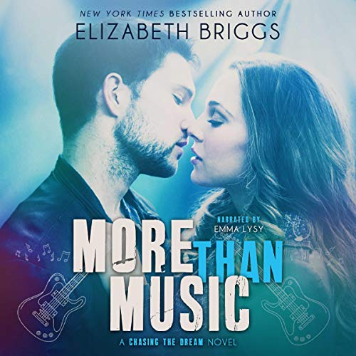 More Than Music audiobook cover art