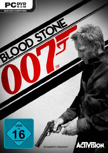 James Bond: Blood Stone 007