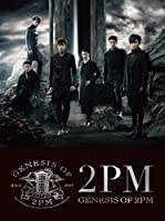 GENESIS OF 2PM(初回生産限定盤B)[CD+CD+豪華BOX仕様, Limited Edition]