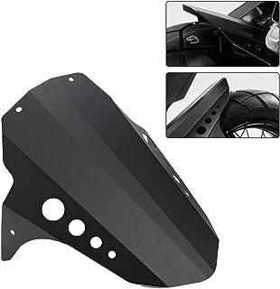 Parafanghi posteriori Parafango posteriore per motocicletta Parafango posteriore con staffa Adatto per Hon/_da X-ADV 750 2017-2019