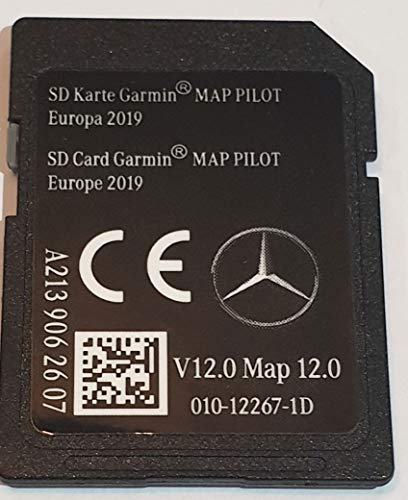 SD-kaart Mercedes (Star2) Garmin Map Pilot Europe 2019 V12 - A2139062607