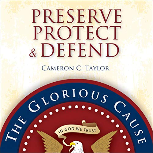 Preserve Protect & Defend audiobook cover art