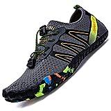 Rokiemen Zapatos de Agua Hombres Rápido Respirable...