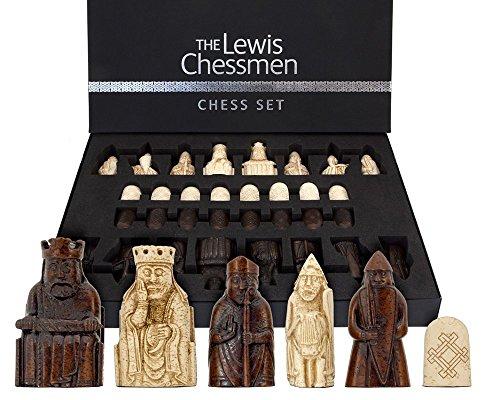 スコットランド国立博物館 ルイス島のチェス駒 Lサイズ Lewis Chessmen [並行輸入品]