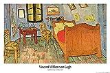 1art1 Vincent Van Gogh - El Dormitorio En Arlés, 1889 Póster (91 x 61cm)