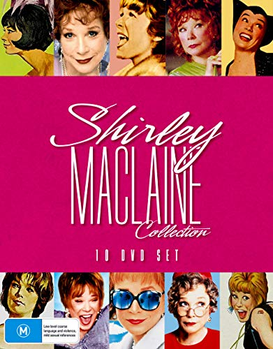 Shirley MacLaine Collection - 10-DVD Boxset ( All in A Night's Work / Artists And Models / Guarding Tess / Gambit / These Old Broads / Bewitched / Mrs [ NON-USA FORMAT, PAL, Reg.4 Import - Australia ]