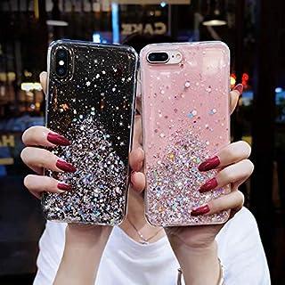 Phone Case & Covers - Glitter Phone Case for 9 10 A50 A10 A20 A30 S8 S9 S10 Lite A11 A21 A21S A01 S20 A51 A71 5G A6 Grand...