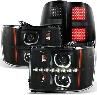 Best 2007 gmc sierra halo lights Reviews