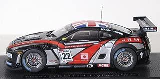 EBBRO 1/43 Nissan GT-R GT1 2011 JRM Racing No22 (japan import)