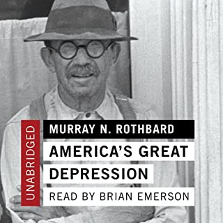 America's Great Depression cover art