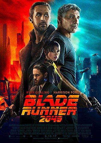 映画 ブレードランナー 2049 ポスター 42x30cm Blade Runner 2049 ライアン ゴズリング ハリソン フォード ジャレッド レト ロビン ライト