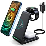 Best Wireless Chargers - Wireless Charger 3 in 1 Charging Station, Saferell Review