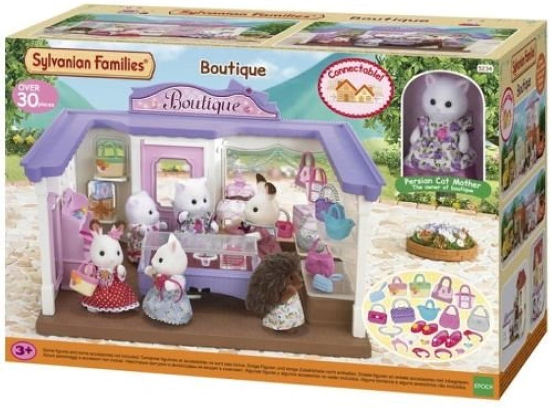 EPOCH Sylvanian Families Boutique 5234