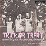 Trick Or Treat: Music To Scare Your Neighbours ~ Vintage 45s From Lux And Ivy's Haunted Basement