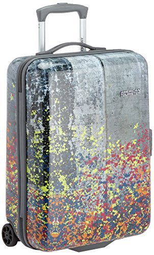 American Tourister Jazz 2.0 Upright 55/20, 2 Ruote, 34,2 Litri, Paint Splatter
