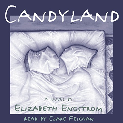 Candyland audiobook cover art