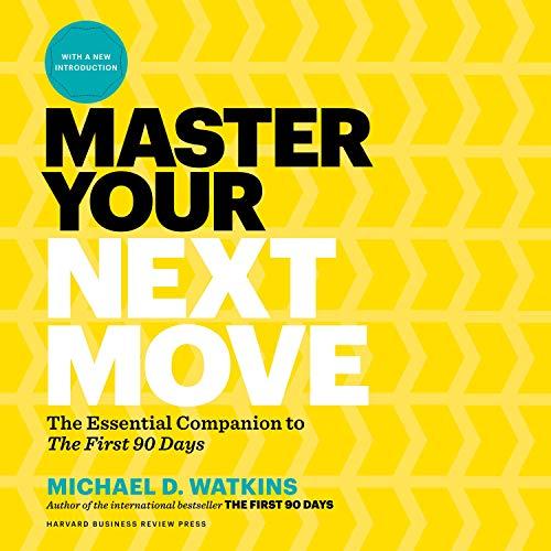 Master Your Next Move Titelbild