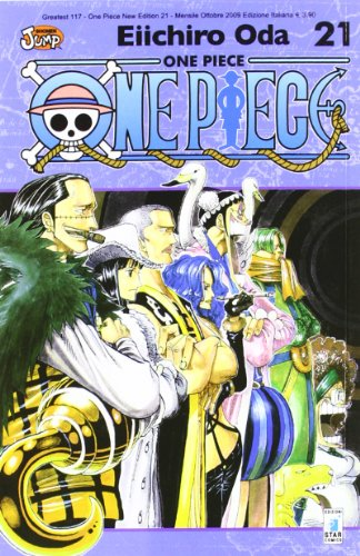 One piece. New edition (Vol. 21)