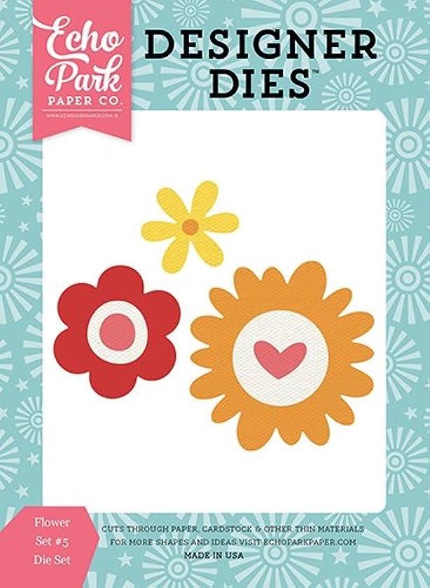 Echo Park Paper Company Echo Park Dies-Flower Set #5