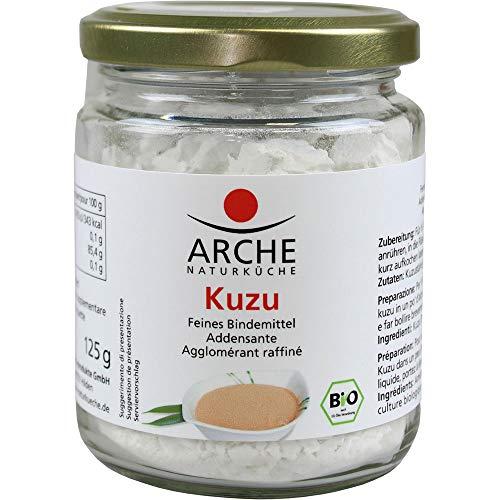 Arche Naturküche Kuzu feines Bindemittel, Bio, 3 x 125g
