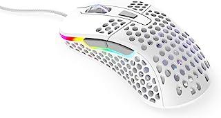 M4 RGB, Gaming Mouse, White - PC